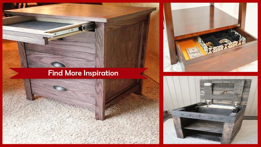 Diy Secret Compartment Furniture Ideas, Secret Compartment Furniture