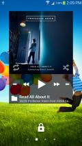 Poweramp Standard Widget Pack Screenshot