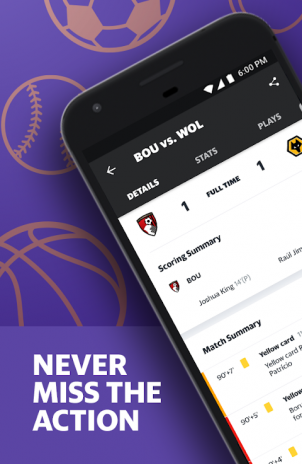 Yahoo Sport: Football & More 8 8 0 Download APK for Android