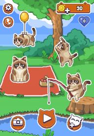 Grumpy Cat's Worst Game Ever screenshot 5