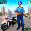 Police Bike Bike Chase -giochi simulatore gratuiti