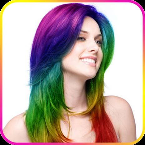 Ubah Warna Rambut 2 3 Unduh Apk Untuk Android Aptoide