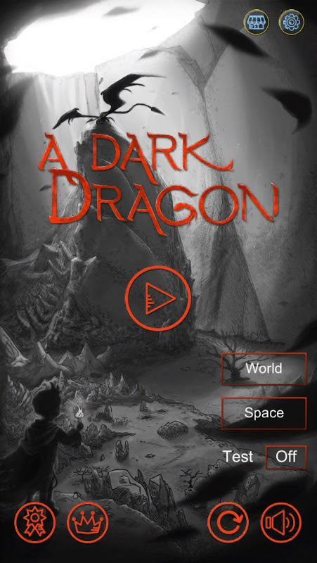 A Dark Dragon screenshot 1