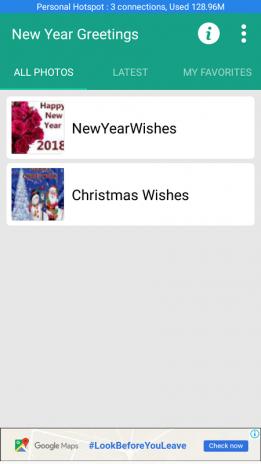new year wishes 2018 screenshot 1 new year wishes 2018 screenshot 2