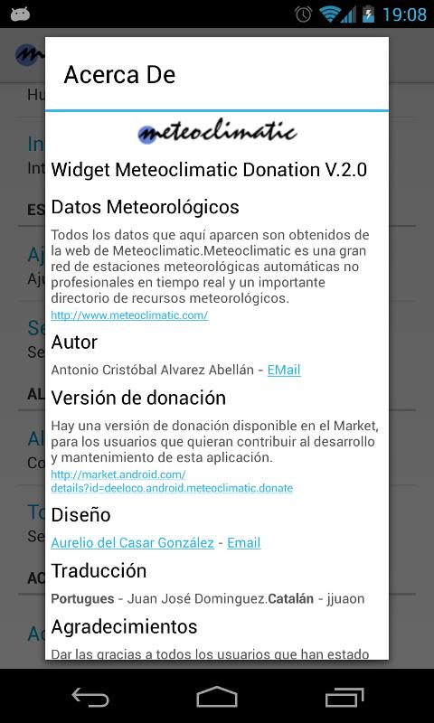 meteoclimatic screenshot 4