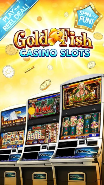 Gold fish casino slots games download apk for android for Fish slot machine