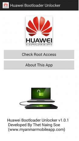 Huawei bootloader unlock code - protupbionan