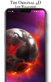 Live Wallpapers Backgrounds 4K3D AMOLED--Pixel 4D 1 76