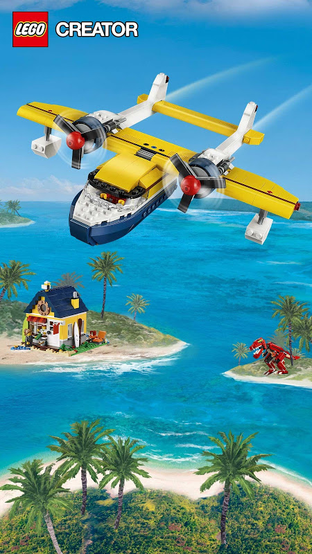 LEGO® Creator Islands - Build, Play & Explore screenshot 1
