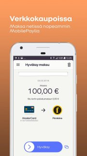 MobilePay screenshot 2