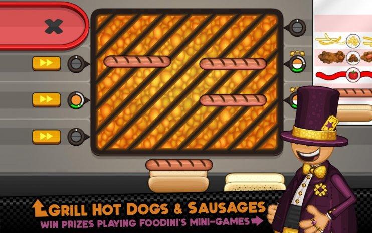 Papa's hot doggeria to go! 1. 0. 0 загрузить apk для android aptoide.