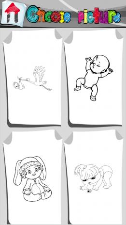 Bebek Boyama Kitabı 14 Android Aptoide Için Apk Indir