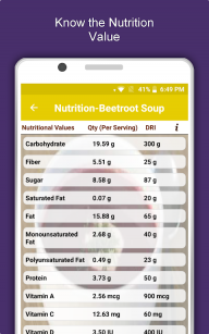 Soup & Curry Recipes: Healthy Nutritious Diet Tips screenshot 15