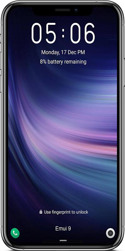 Emui-9 Theme for All Huawei screenshot 2