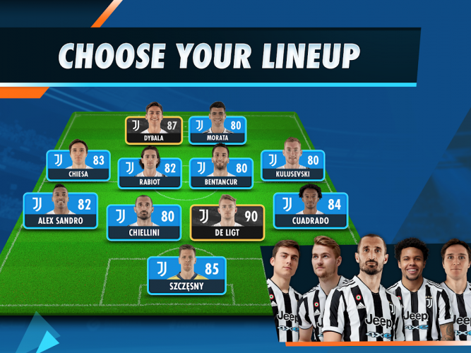 OSM 21/22 - Football Game screenshot 11