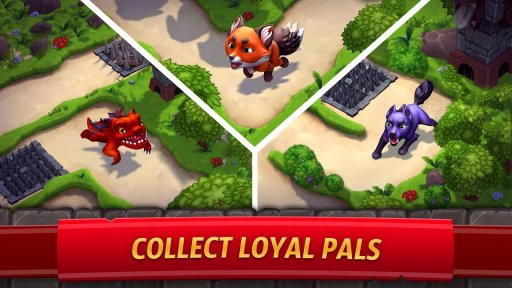 Royal Revolt 2: Tower Defense RPG and War Strategy screenshot 4