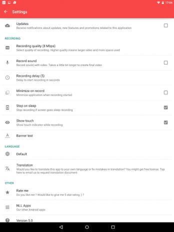 Screen recorder лицензия 10. 0 загрузить apk для android aptoide.