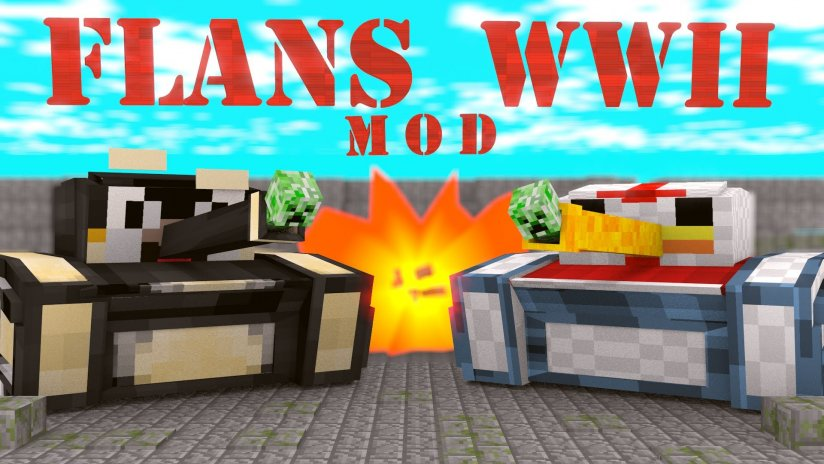 Flan's World War Two Pack Mod 1 0 Download APK for Android