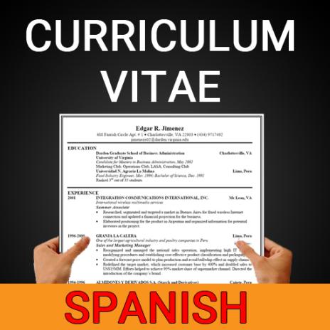 Curriculum Vitae 2018 Plantilla De Cv Gratis Para Profesionales 2018