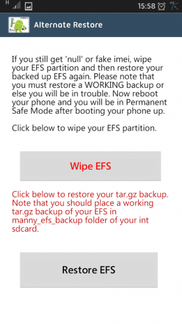 Efs Folder Download
