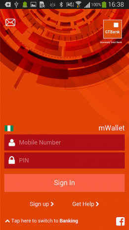 GTBank 4 2 1 0 Download APK for Android - Aptoide