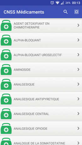 CNSS ANDROID TÉLÉCHARGER