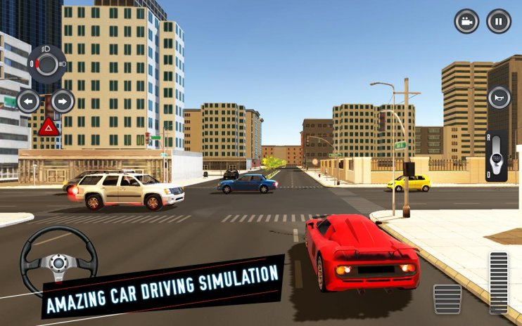 Driving School 2019 Car Driving School Simulator 1 1