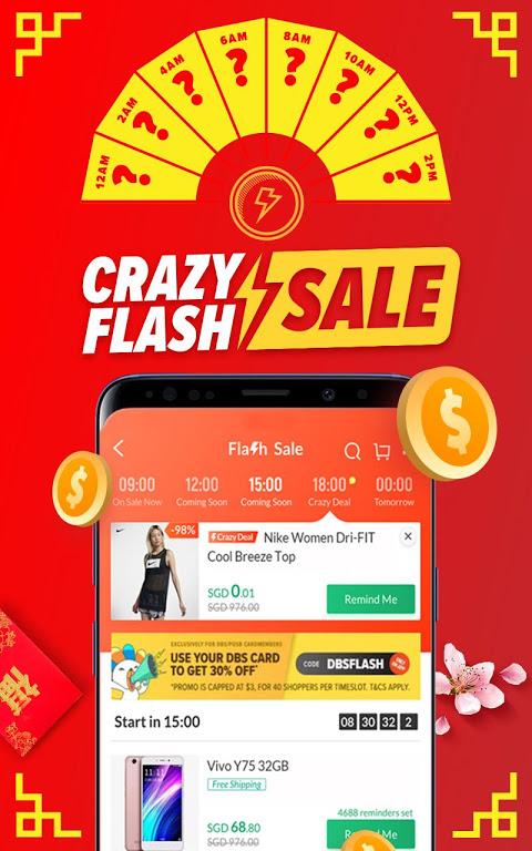 Lazada - Shopping & Deals screenshot 4