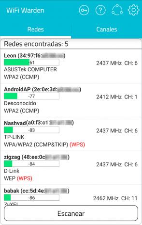 WiFi Warden 2 5 2 Descargar APK para Android - Aptoide