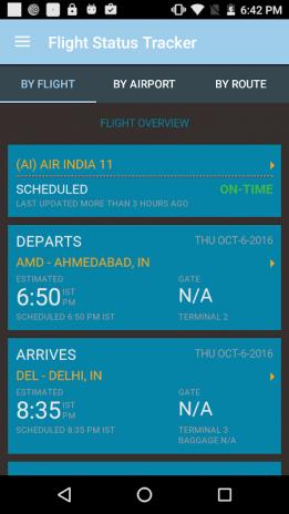 Flight Status Tracker and Locator 1 3 Download APK for