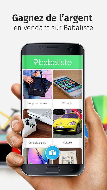 application babaliste