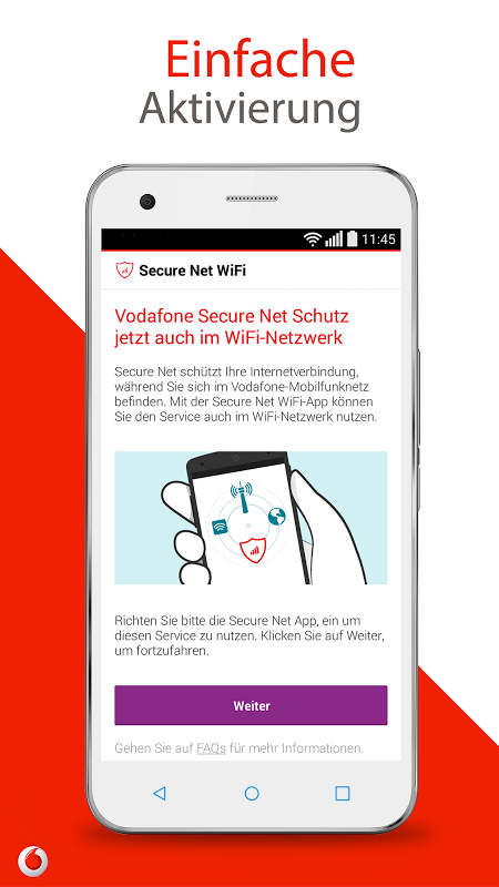 Vodafone Secure Net Wi-Fi 2 5 0 Download APK para Android