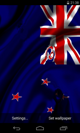Flag Of New Zealand Live Wallpaper 20 Download Apk For Android