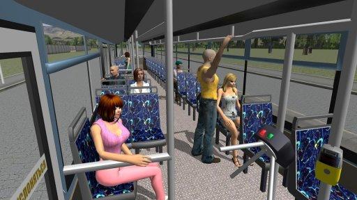 Tram Driver Simulator 2018 screenshot 3