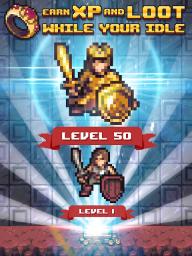 Idle Sword 2: Incremental Dungeon Crawling RPG screenshot 7