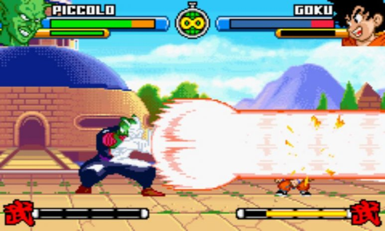 Dragon ball z adventure mugen screenshots, images and pictures.