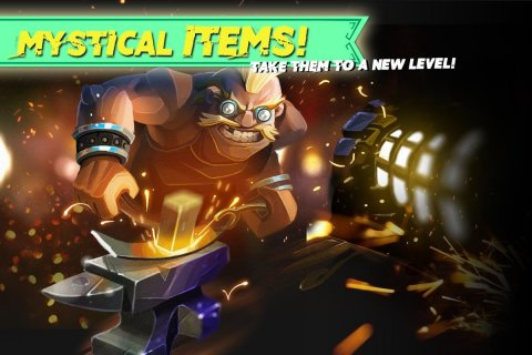 Dungeon Legends - PvP Action MMO RPG Co-op Games screenshot 4