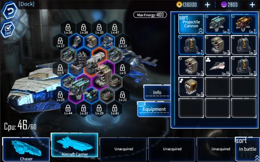 Galaxy Reavers - Space RTS screenshot 16