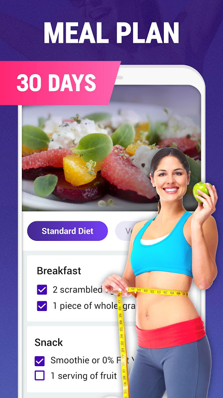 Lose Weight in 30 Days screenshot 14