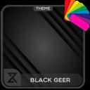 Theme Xperia™ - Black Geer
