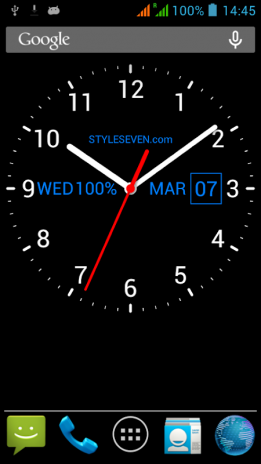Analog Clock Live Wallpaper 7 40 Download Apk For Android
