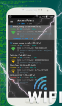 Fast Wifi Analyzer Screenshot