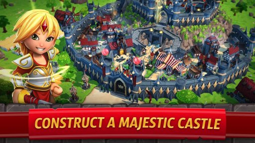 Royal Revolt 2: Tower Defense RPG and War Strategy screenshot 3