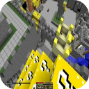 Lucky Gold Block Mod for MCPE