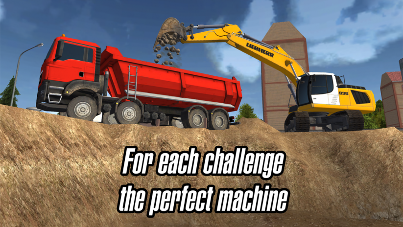 Construction Simulator 2014 1 11 Download APK for Android