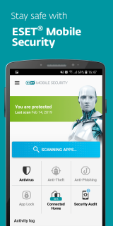 ESET Mobile Security & Antivirus screenshot 5