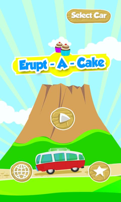 Erupt A Cake screenshot 1