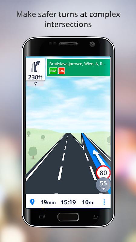 GPS Navigation - Drive & Bike home with City Maps screenshot 1