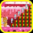 Super Jerry Adventure in Candy Jungle