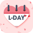 Been Together, Love Days Counter for Couples